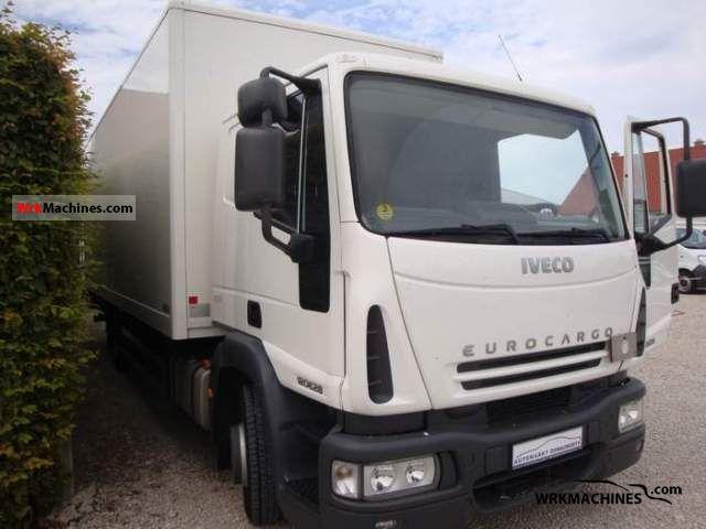 2006 IVECO EuroCargo 120 E 28 Truck over 7.5t Box photo