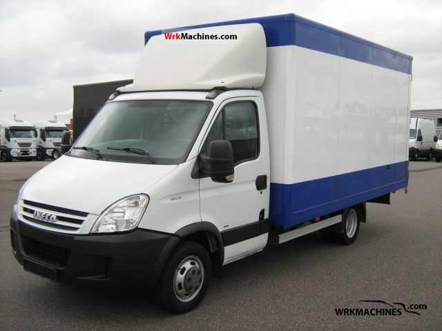 2007 IVECO Daily III 50C15 Van or truck up to 7.5t Box photo
