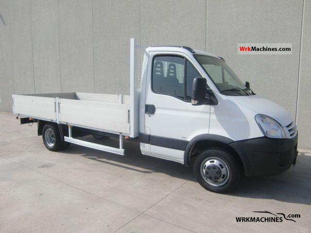 2007 IVECO Daily III 35C15 Van or truck up to 7.5t Stake body photo
