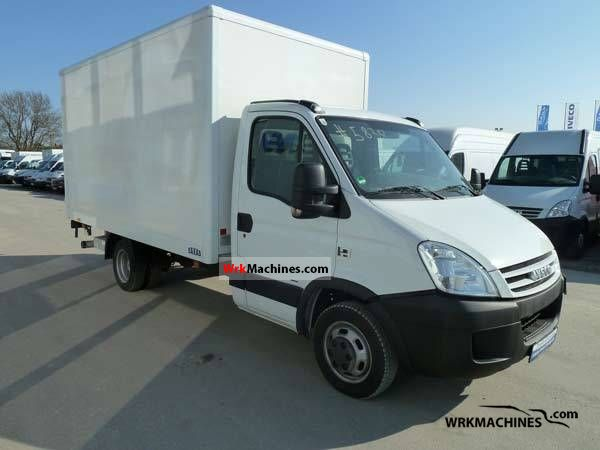 2008 IVECO Daily III 35C15 K Van or truck up to 7.5t Box photo