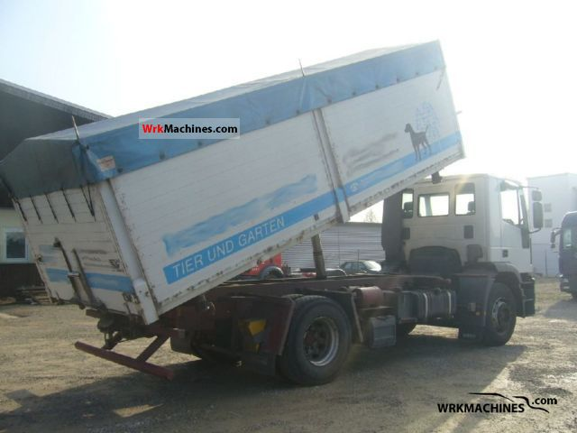 2003 IVECO EuroTrakker 190 Truck over 7.5t Tipper photo