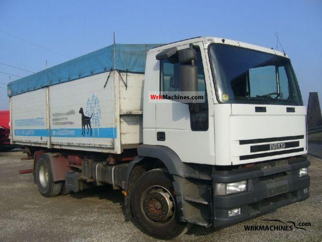 2003 IVECO EuroTrakker 190 Truck over 7.5t Grain Truck photo