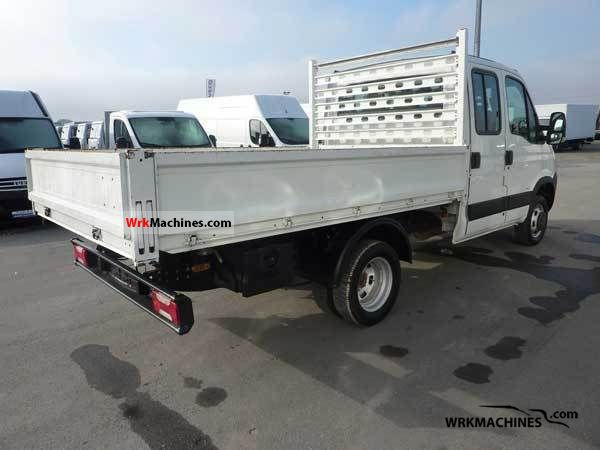 iveco daily iii 35c15 d 2007 three sided tipper photos and info. Black Bedroom Furniture Sets. Home Design Ideas