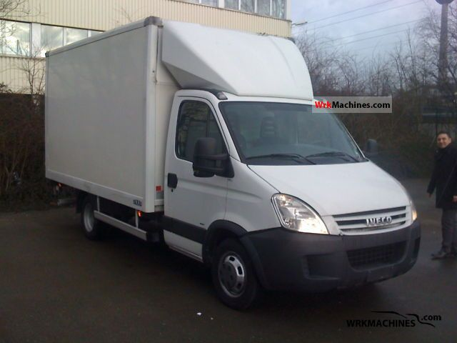 iveco daily iii 35c15 k 2007 box photos and info. Black Bedroom Furniture Sets. Home Design Ideas