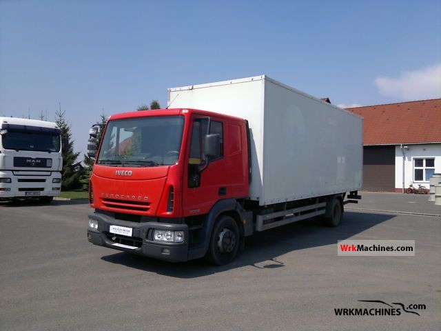 2003 IVECO EuroCargo 120 E 18 Truck over 7.5t Box photo