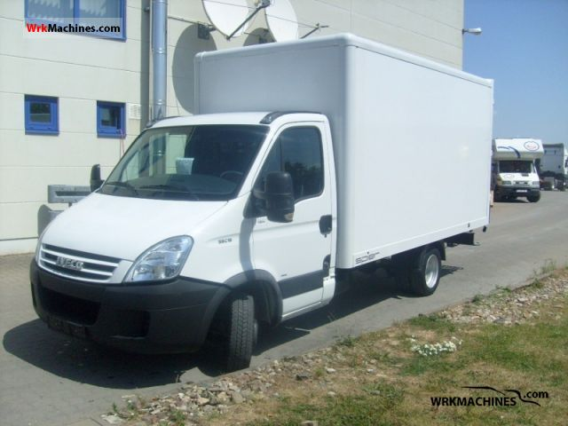 2008 IVECO Daily III 35C15 Van or truck up to 7.5t Box photo