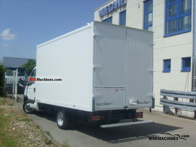 iveco daily iii 35c15 2008 box photos and info. Black Bedroom Furniture Sets. Home Design Ideas