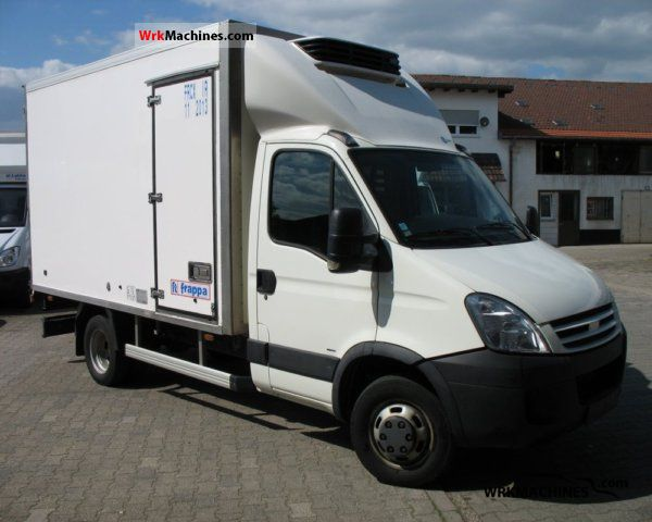 2008 IVECO Daily III 35C12 K Van or truck up to 7.5t Refrigerator body photo