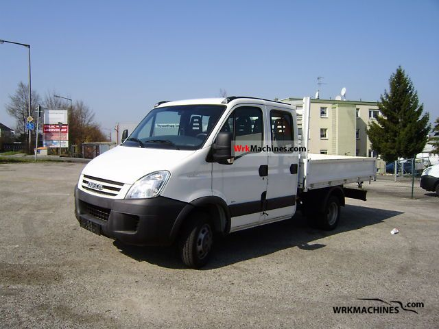 2007 IVECO Daily II 35 C 15 Van or truck up to 7.5t Tipper photo