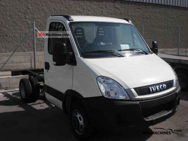 2011 IVECO Daily III 35C15 /P Van or truck up to 7.5t Chassis photo
