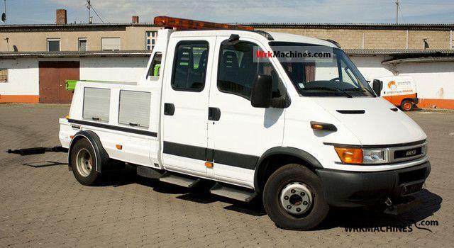 2005 IVECO Daily II 65 C 15 Van or truck up to 7.5t Breakdown truck photo