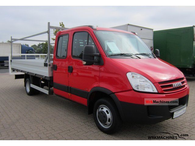 2006 IVECO Daily II 50 C 15 Van or truck up to 7.5t Stake body photo