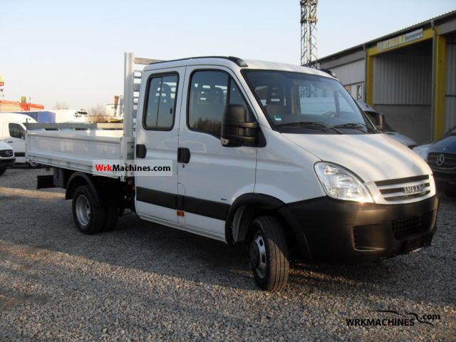 2008 IVECO Daily III 35C15 Van or truck up to 7.5t Tipper photo