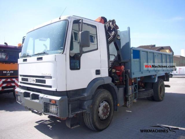 2002 IVECO EuroTrakker 190 Truck over 7.5t Mining truck photo
