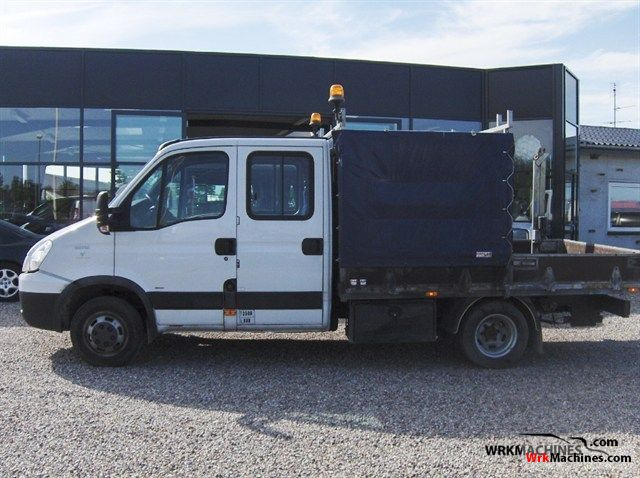2008 IVECO Daily III 35C15 D Van or truck up to 7.5t Other vans/trucks up to 7,5t photo