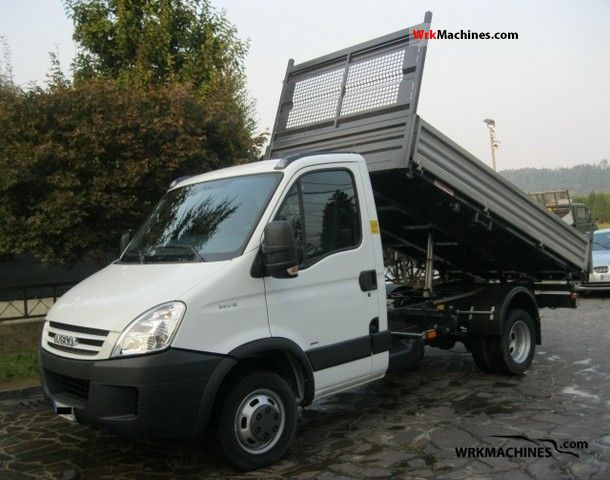 2006 IVECO Daily III 35C18 Van or truck up to 7.5t Other vans/trucks up to 7,5t photo