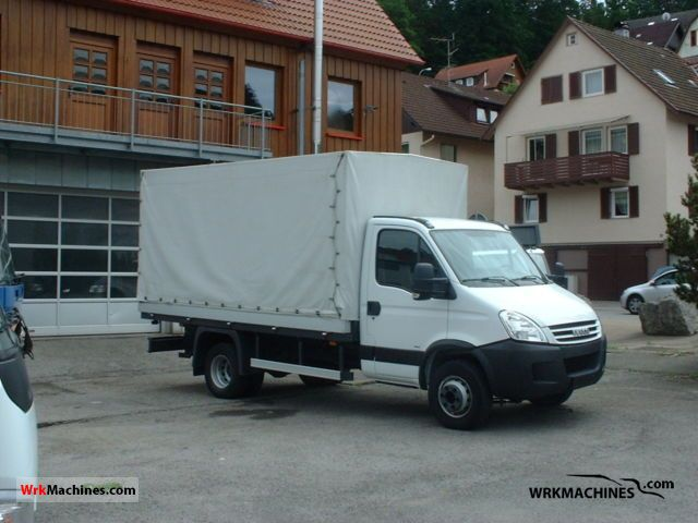 2006 IVECO Daily III 65C15 Van or truck up to 7.5t Stake body photo