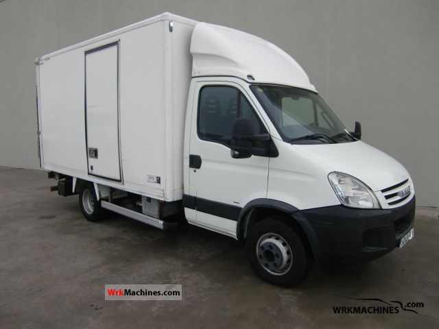 2007 IVECO Daily III 65C15 Van or truck up to 7.5t Box photo
