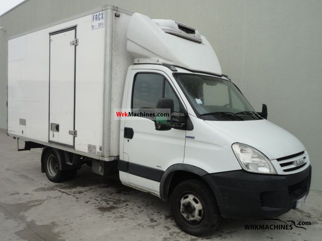 2008 IVECO Daily III 35C12 Van or truck up to 7.5t Refrigerator body photo