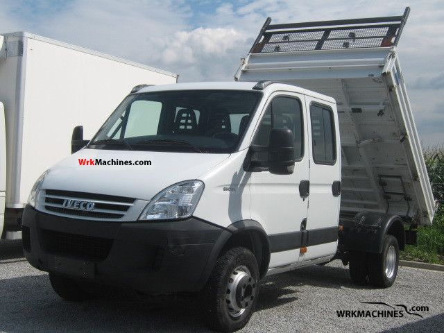 2007 IVECO Daily II 65 C 15 Van or truck up to 7.5t Tipper photo