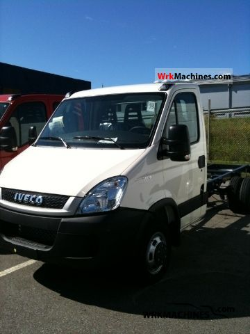 2011 IVECO Daily II 35 C 15 Van or truck up to 7.5t Tipper photo