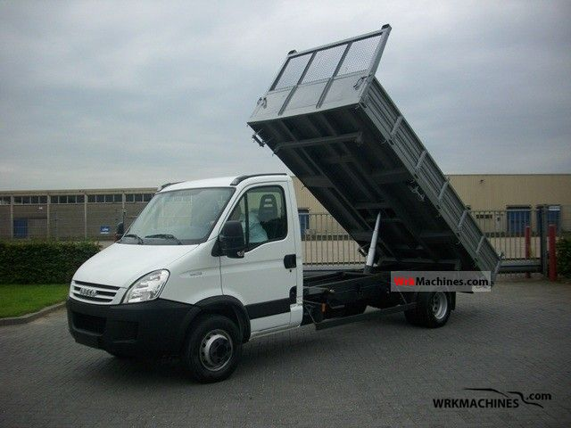 2009 IVECO Daily III 65C18 Van or truck up to 7.5t Tipper photo
