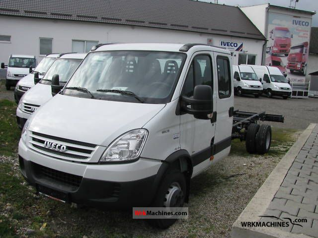 2010 IVECO Daily III 65C18 Van or truck up to 7.5t Chassis photo