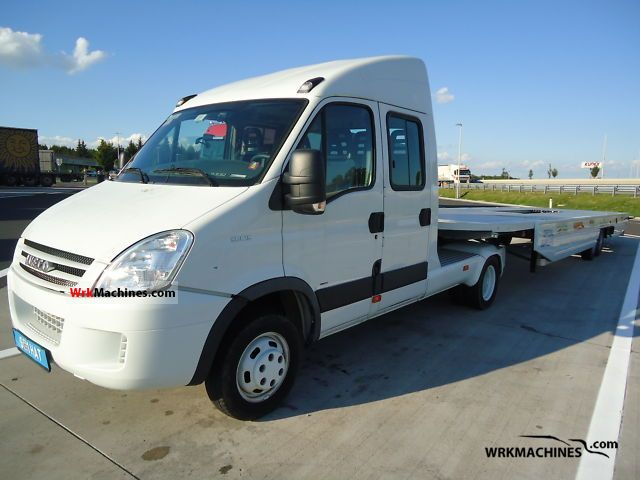 2007 IVECO Daily III 50C15 Van or truck up to 7.5t Breakdown truck photo