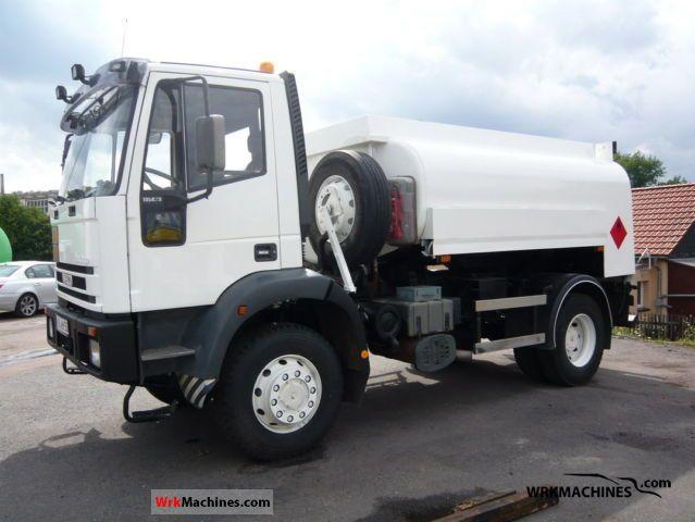 2000 IVECO EuroCargo 135 E 23 Truck over 7.5t Tank truck photo