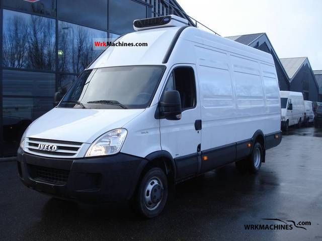 2008 IVECO Daily III 35C12 Van or truck up to 7.5t Refrigerator box photo