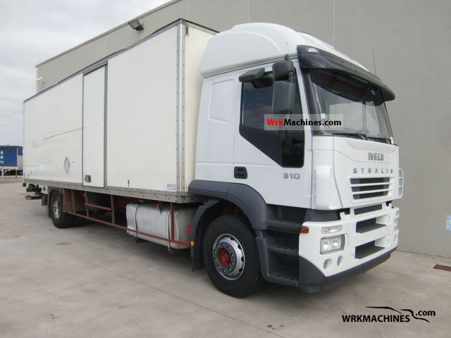2004 IVECO Stralis AT 190S31 Truck over 7.5t Box photo