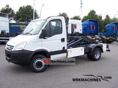 2008 IVECO Daily III 65C18 Van or truck up to 7.5t Roll-off tipper photo