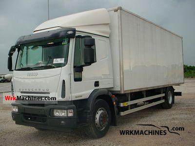 2008 IVECO EuroCargo 180 E 28 Truck over 7.5t Box photo
