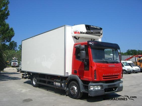 2005 IVECO EuroCargo 120 E 24 Truck over 7.5t Refrigerator body photo