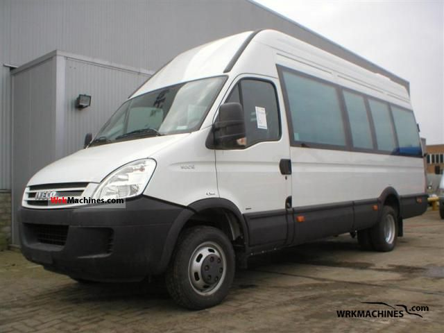 2010 IVECO Daily II 50 C 15 Coach Coaches photo