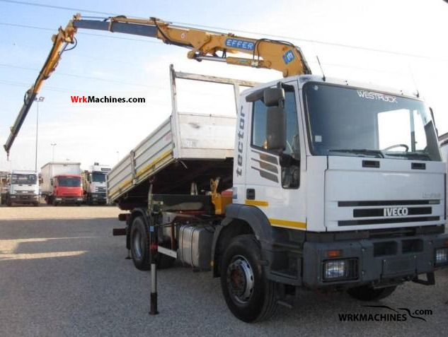 2002 IVECO EuroTech MH 190 E 27 Truck over 7.5t Tipper photo