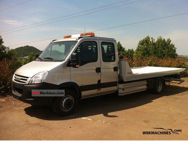 2011 IVECO Daily III 65C18 Van or truck up to 7.5t Breakdown truck photo
