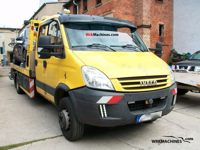 2007 IVECO Daily III 65C18 Van or truck up to 7.5t Breakdown truck photo
