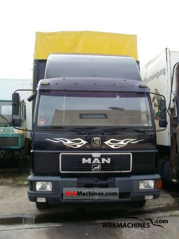 1994 MAN L 2000 9.163 Truck over 7.5t Other trucks over 7,5t photo
