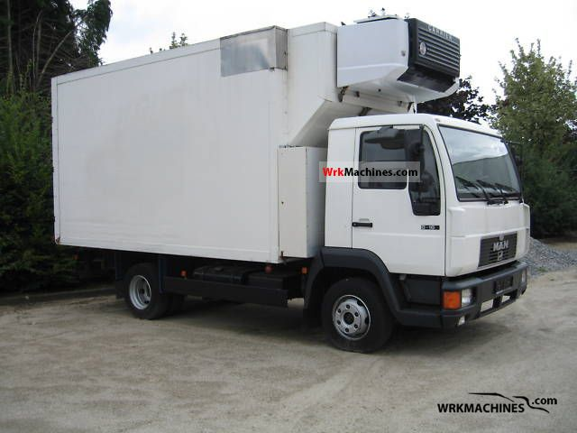 1995 MAN L 2000 8.153 Truck over 7.5t Swap chassis photo