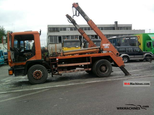 1992 MAN M 90 18.232 Truck over 7.5t Dumper truck photo