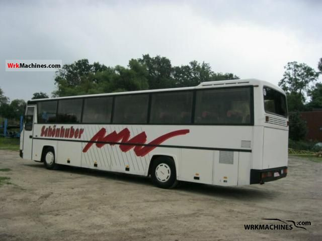 1989 MAN R 362 Coach Coaches photo