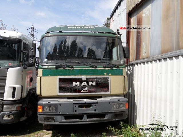 1996 MAN LION´S COACH 403 Semi-trailer truck Standard tractor/trailer unit photo