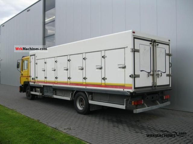 1996 MAN EM 192 Truck over 7.5t Box photo