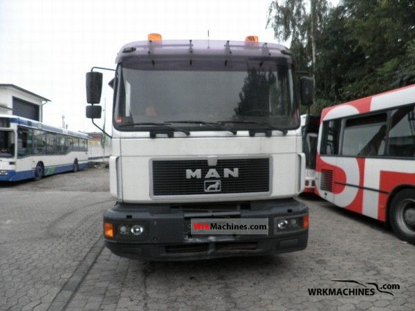 1995 MAN LION´S COACH 403 Truck over 7.5t Swap chassis photo