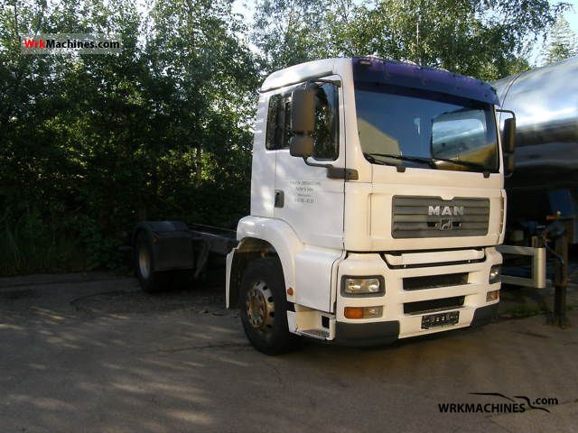 2001 MAN LION´S COACH 463 Truck over 7.5t Other trucks over 7,5t photo
