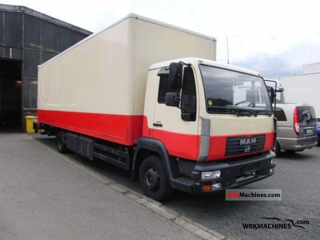 2002 MAN EM 222 Truck over 7.5t Box photo