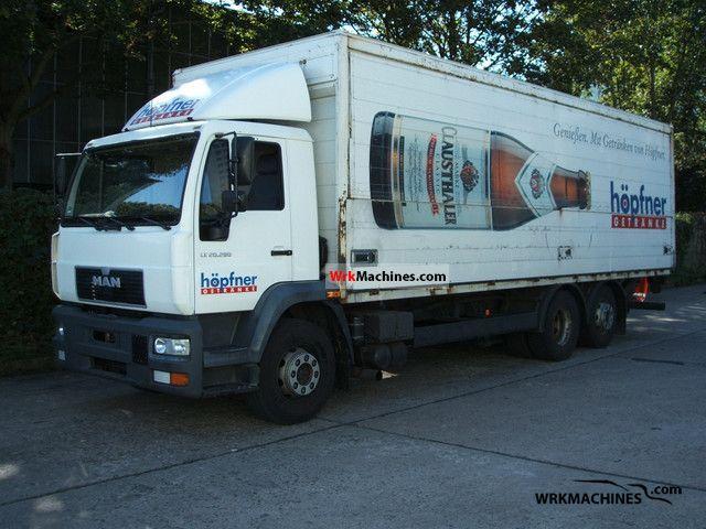 2003 MAN M 2000 L 280 Truck over 7.5t Beverage photo