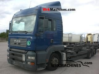 2004 MAN TGA 26.360 Truck over 7.5t Swap chassis photo