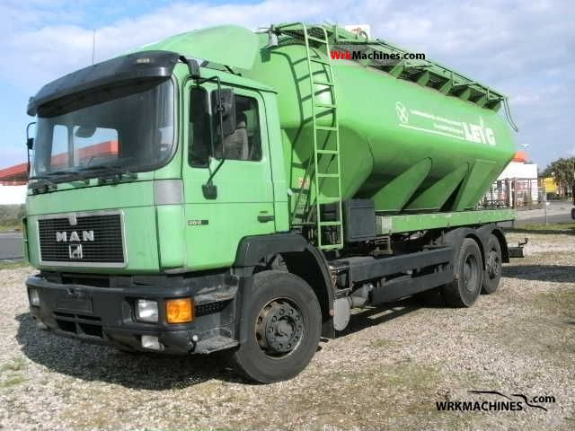 1994 MAN F 90 26.272 Truck over 7.5t Food Carrier photo